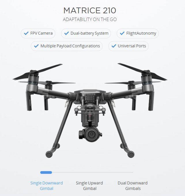 matrice210