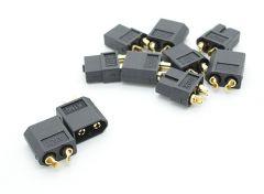 Nylon XT60 Connectors Black