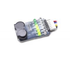 Llipo low voltage alarm 2-6S