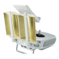 Antenna Range Booster Pro (Copper) for DJI Phantom 3 & Inspire 1 remote