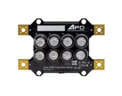 APD 100V 800uF Cap Bank