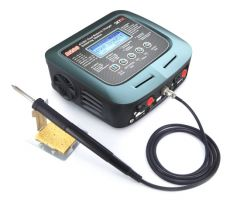 D200 AC/DC dual multi-chemistry charger / soldering Iron