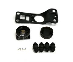DJI Inspire Part41 - Gimbal Mount and Mounting Plate