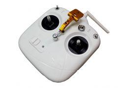 Simple alu LCD holder for Phantom TX