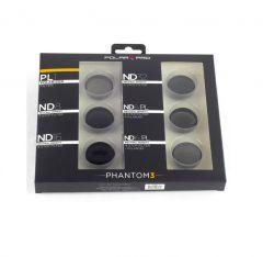 Phantom 3 - POLAR PRO Filter 6-Pack