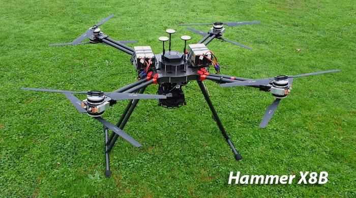 Hammer X8B