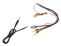 DJI 2.4GHz Full HD Lightbridge Downlink Part 09 Accessory Pack (AV Cable and CAN-Bus Power Cables)