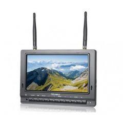 """7"""" FPV 32-ch Ultra Bright (1000cd/m2) Diversity RX LCD"""