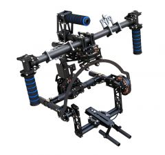 Red Brushless Gimbal Combo set 3 axis v2