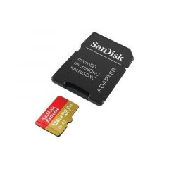 SanDisk microSDXC 128GB Extreme 160MB/s A2