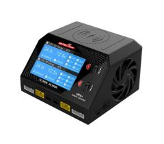 UP6+ 600W 16A Dual Channel AC/DC Charger