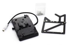 Carbon V-lock Adapter Kit for RED Epic, Scarlet